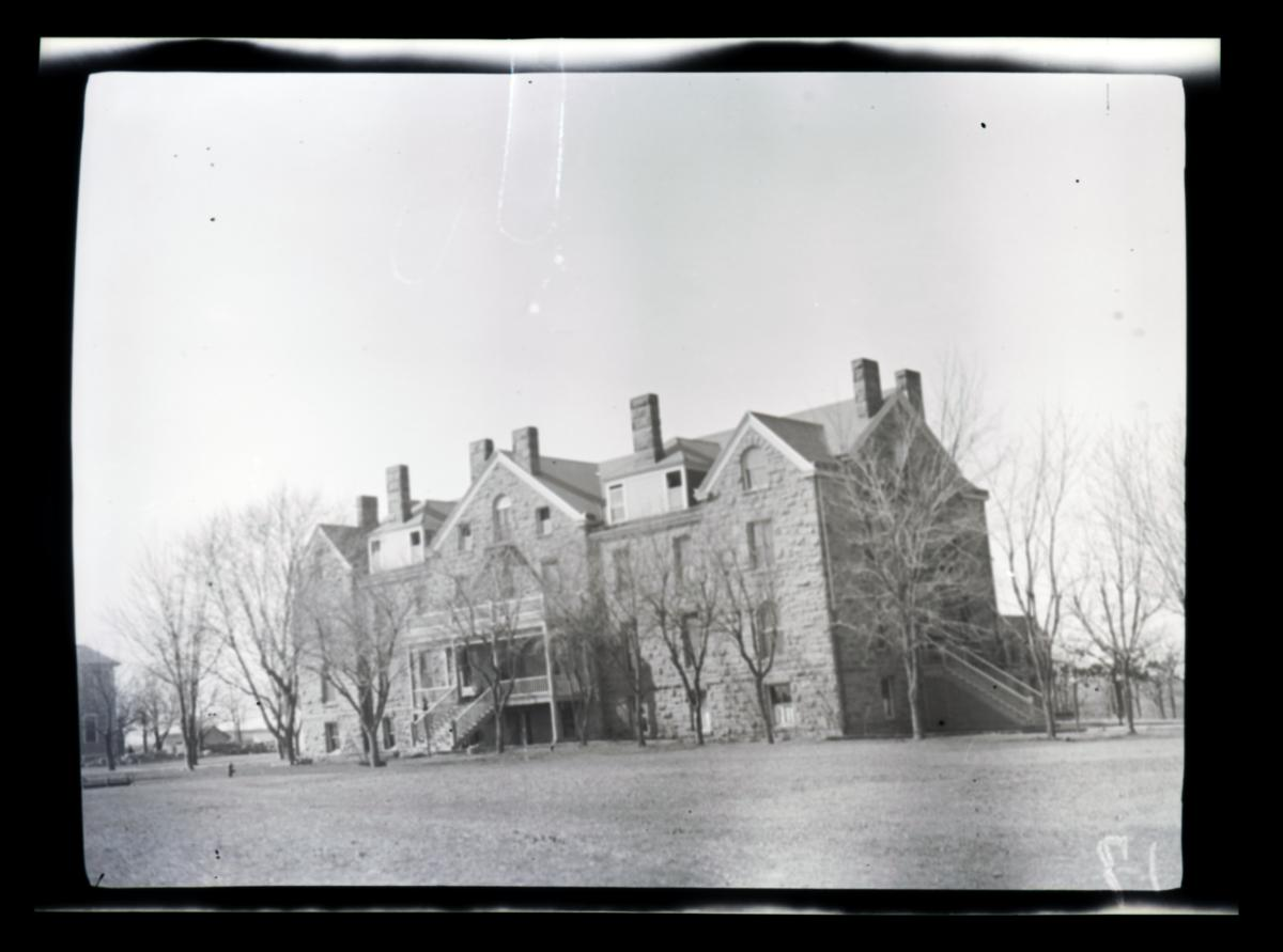 Osage Indian Government School, Pawhuska, Oklahoma