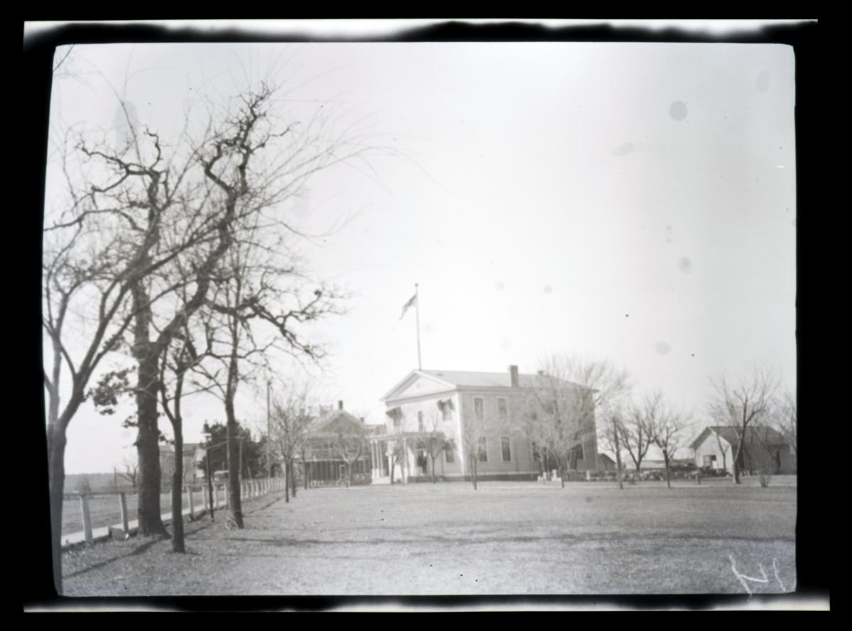 Osage Agency Building, Pawhuska, Oklahoma