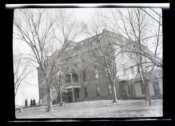 Osage School Dormitory, Pawhuska, Oklahoma