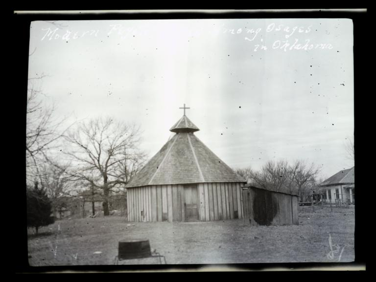 Osage Peyote Tipi, Oklahoma