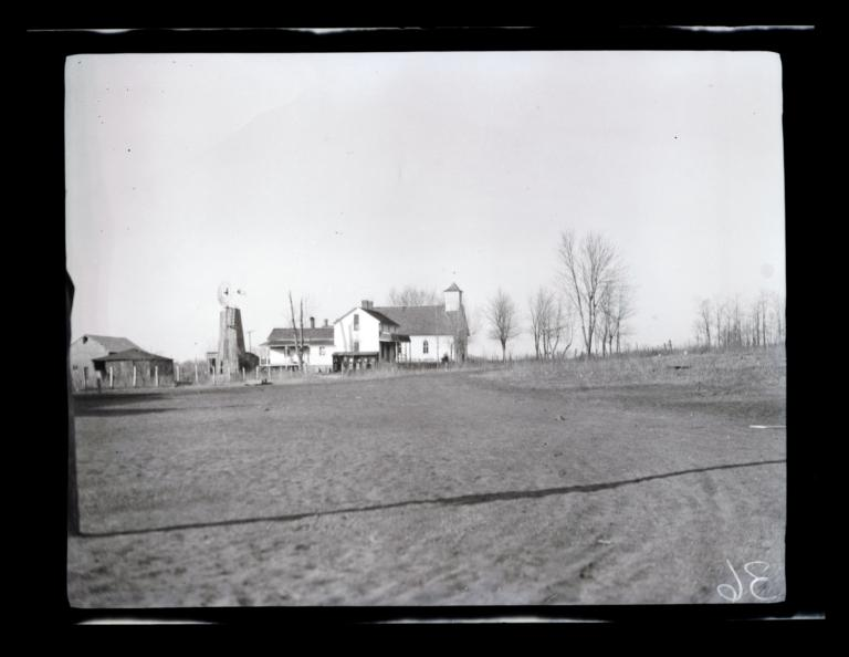 Priest's Home, Roman Catholic Mission, Ottawa County, Oklahoma
