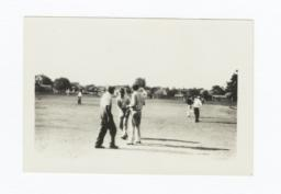 Baseball Game, Euchee, Oklahoma