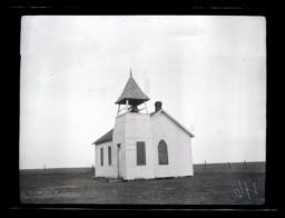 Elk Creek Kiowa Baptist Church Building, Oklahoma