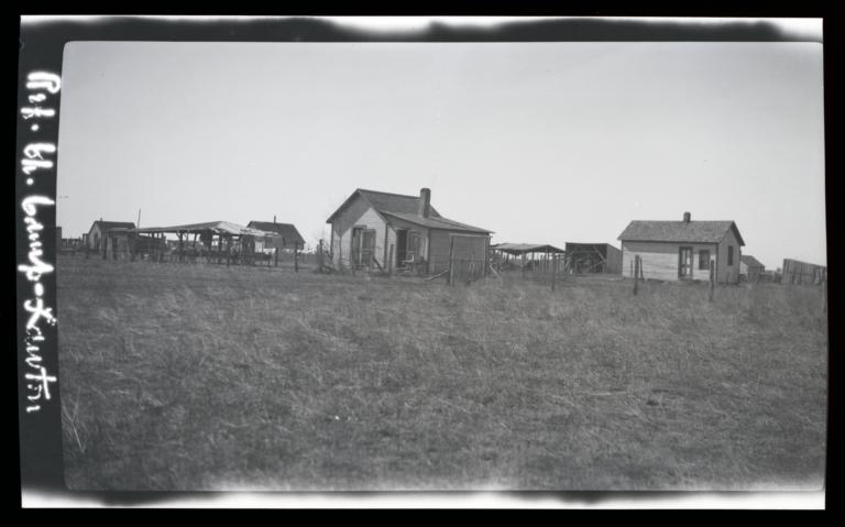 Comanche Mission, Indian Camp, Oklahoma