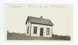 Comanche Mission, Office, Oklahoma