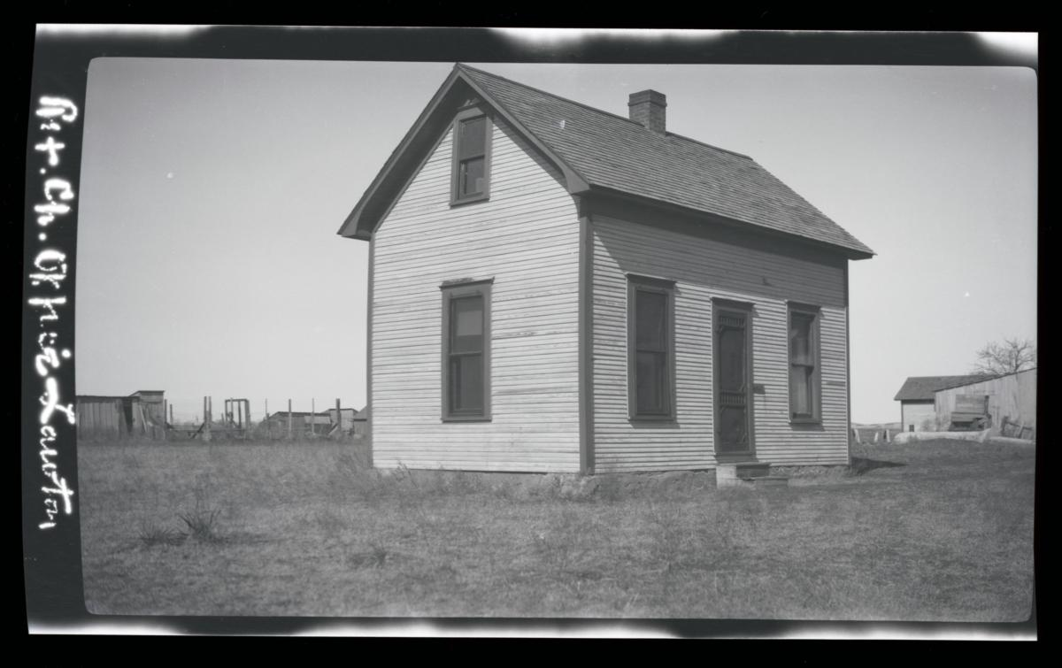 Reformed Church Office, Lawton, Oklahoma