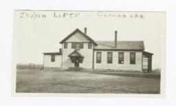 Comanche Mission, Indian Lodge, Oklahoma