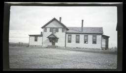 Comanche Mission, Indian Lodge, Oklahoma