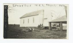 Springfield M.E.S. Church, Oklahoma