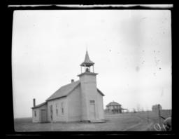 Calumet Baptist Church, South West Oklahoma