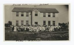 Danish Lutheran Mission School, Oaks, Oklahoma