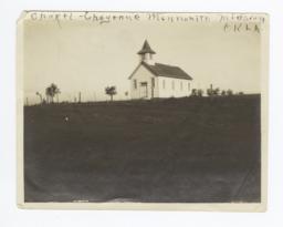 Cheyenne Mennonite Chapel, Oklahoma