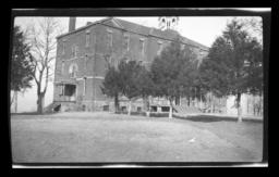 Boys Dormitory, Bacone College, Oklahoma