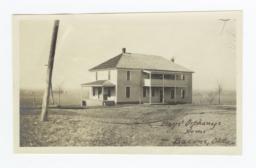 Boys' Orphanage, Bacone, Oklahoma