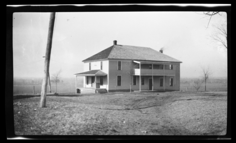 Boys' Orphanage, Bacone, Oklahoma