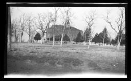 Boys' Dorm at Bacone College, Oklahoma
