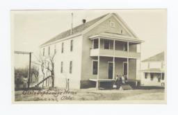 Girls' Orphanage Home, Bacone, Oklahoma