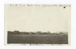 Post Oak Mission, Mennonite Brethren, near Indiahoma, Oklahoma