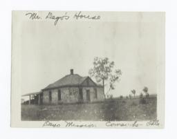 Mr. Deyo's House, Deyo Mission, Oklahoma