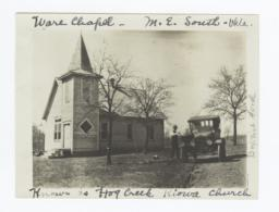Hog Creek Kiowa Church, Oklahoma