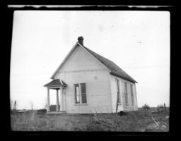 Second Cheyenne Church, Watonga, Oklahoma