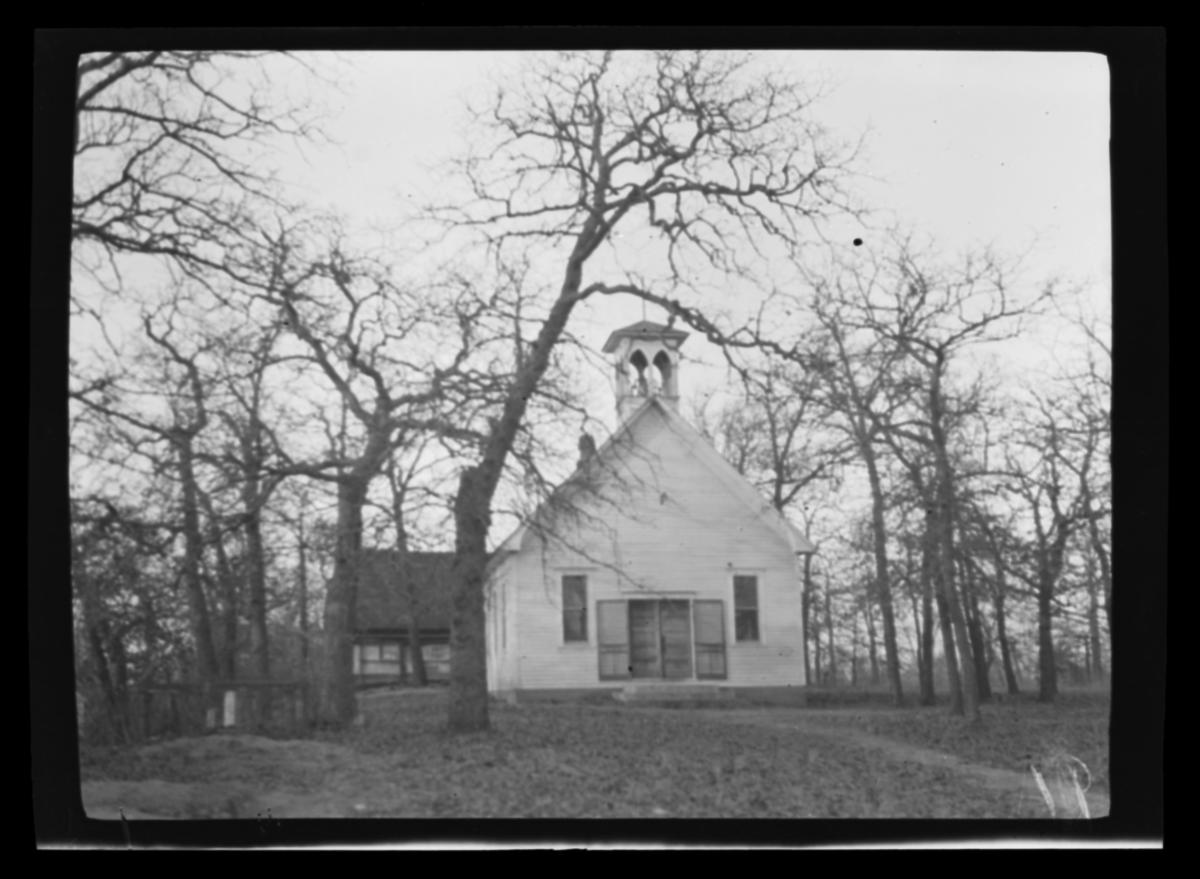 Friends Meeting Meeting House, near McLoud, Oklahoma