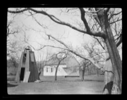 """""""Sugar Creek"""" Church, near Anadarko, Oklahoma"""