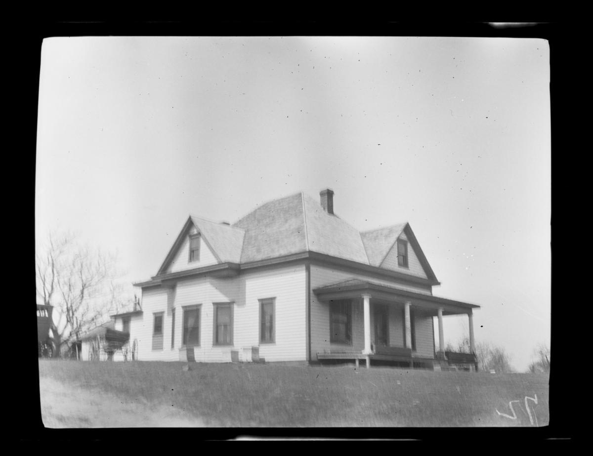 Wichita Caddo Baptist Mission House, Anadarko, Oklahoma