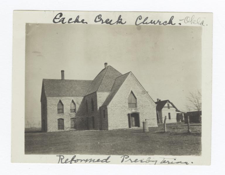Cache Creek Church, Oklahoma