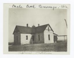 Cache Creek Parsonage, Oklahoma