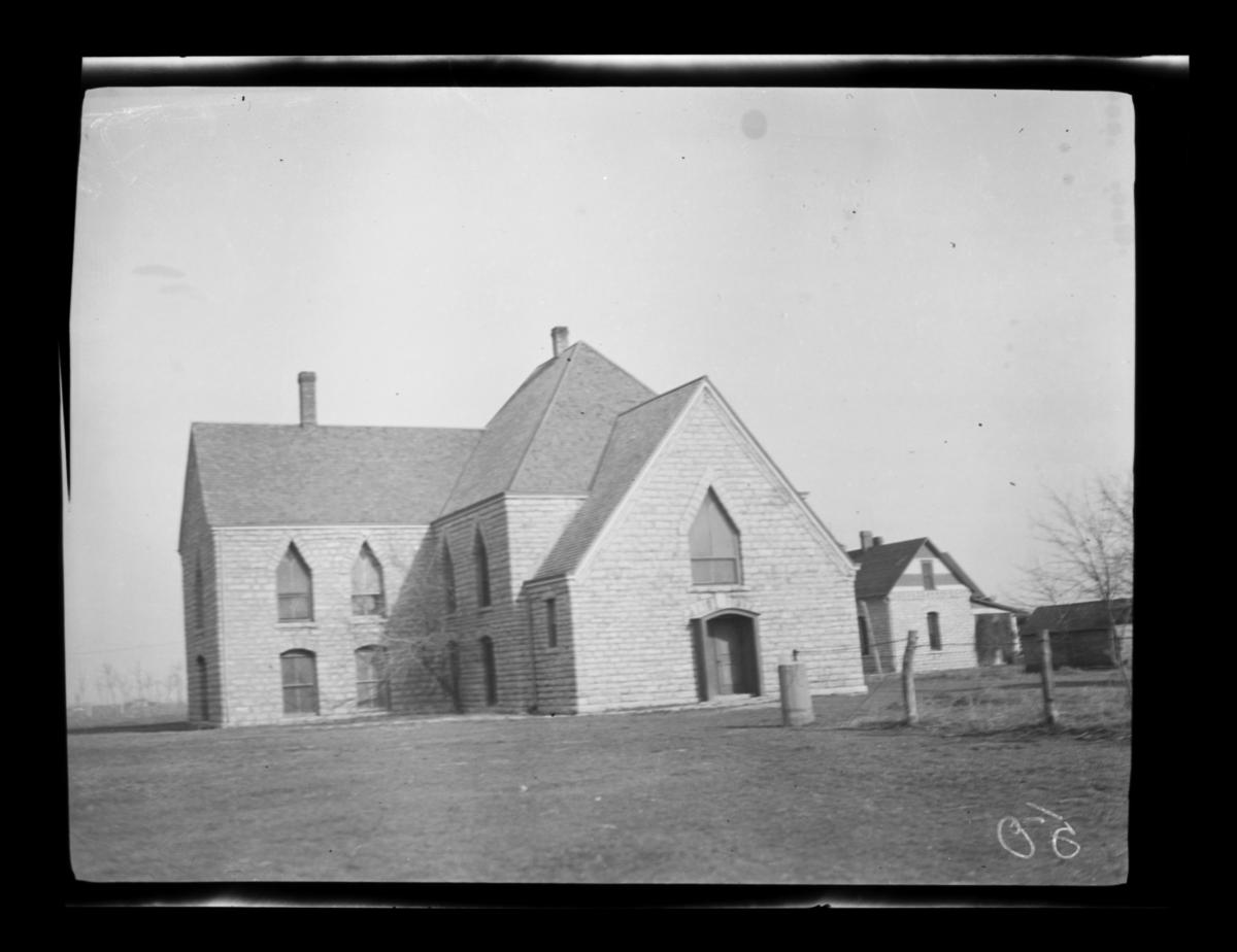 Cache Creek Church, Oklahoma