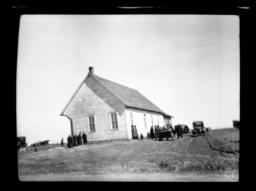 Otoe Baptist Church, near Red Rock, Oklahoma