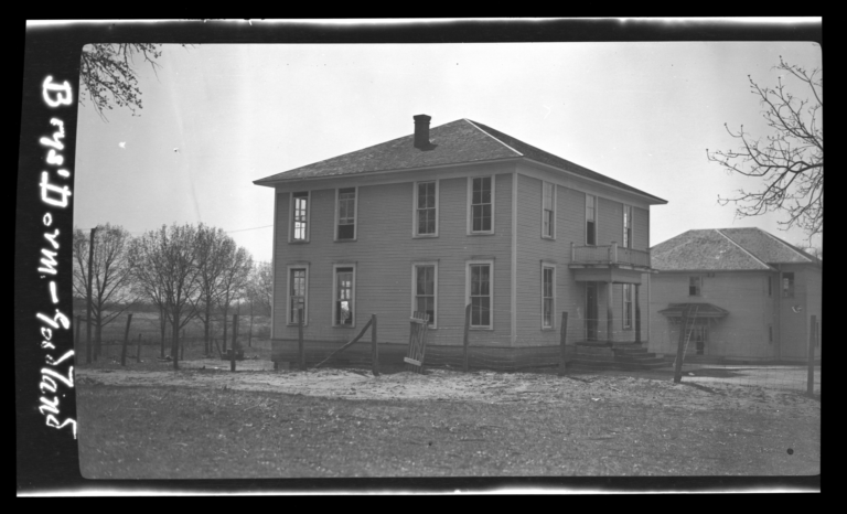 Boys' Dorm, Goodland