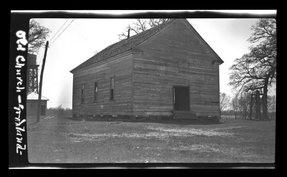 Old Church at Goodland