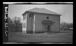 Goodland School Building, Oklahoma