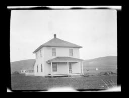 Missionary's Home, Saddle Mountain Mission, Oklahoma