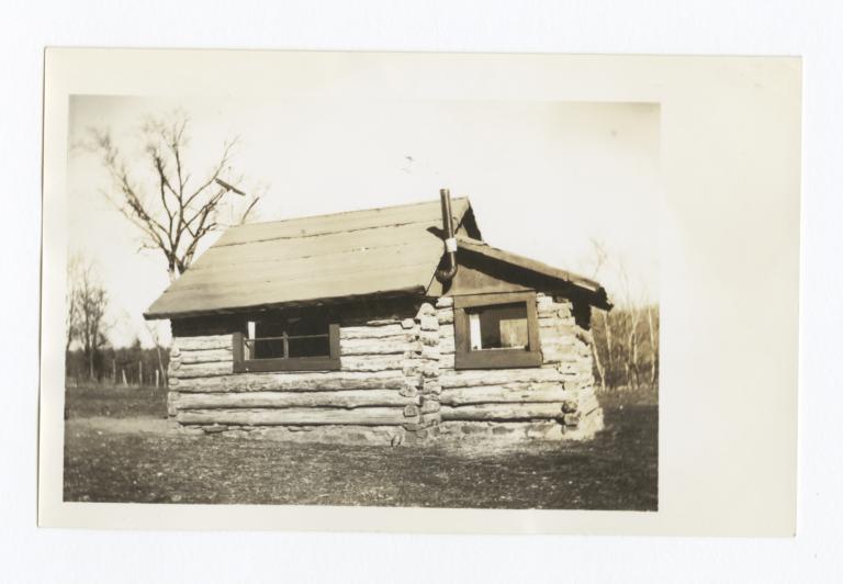 Cave Spring Chapel, near Stilwell, Oklahoma