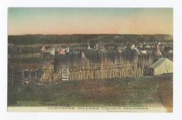Cheyenne Village, Colony, Oklahoma