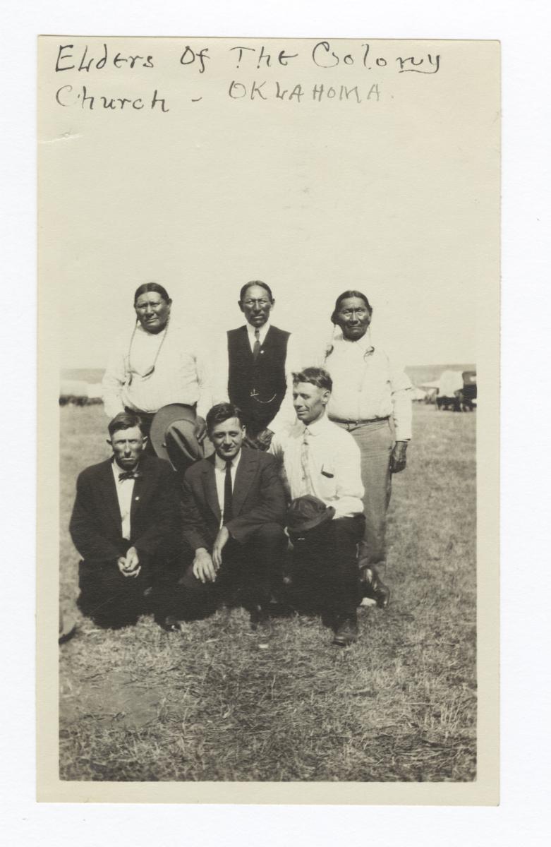 Elders of the Colony Church, Oklahoma