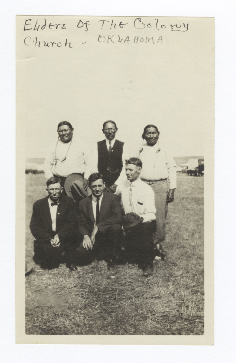Elders of the Colony Church, Oklahoma