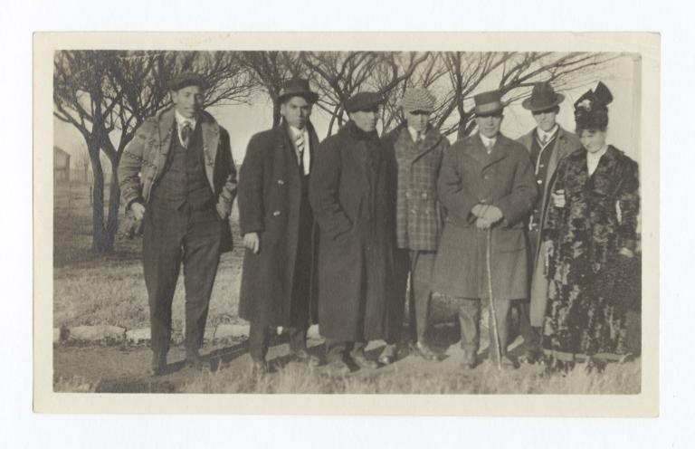 Roe Institute Gospel Team, Colony, Oklahoma