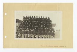 Chemawa U.S. Indian School Company A, Oregon