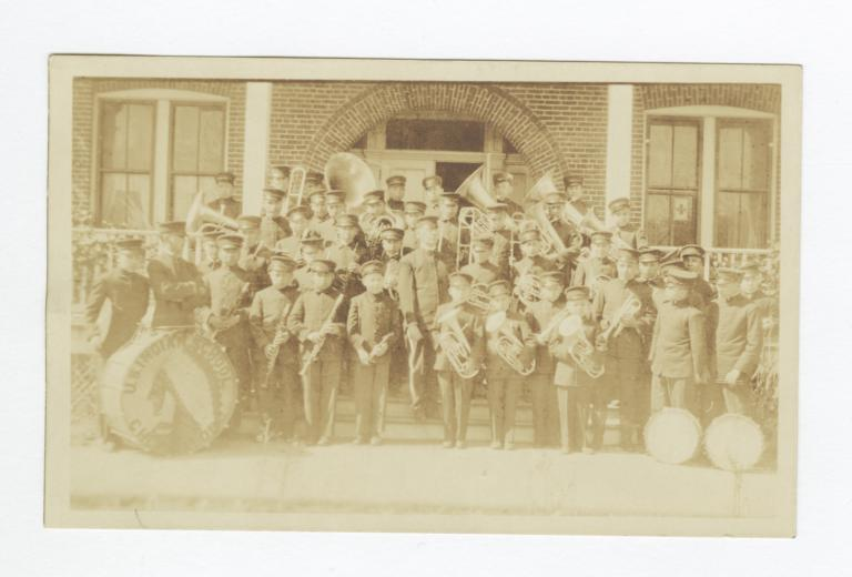 Chemawa U.S. Indian School Band