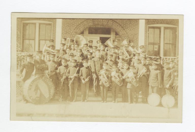 Chemawa U.S. Indian School Band