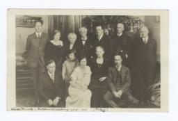 Hyde Family Portrait, Golden Wedding