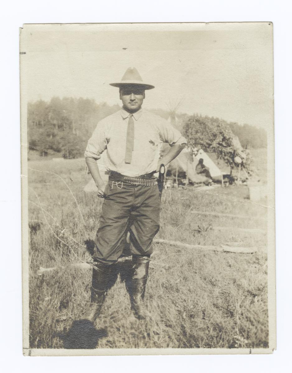 Reverend Henry Roe Cloud, Wichita, Kansas
