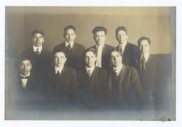 First Years Students, Roe Institute, Wichita, Kansas