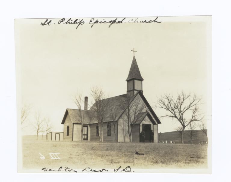 St. Philip Episcopal Church, Yankton Reservation, South Dakota