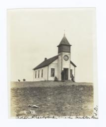 Cedar Presbyterian Church, Yankton Reservation, South Dakota