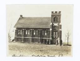 Shanktonwan Presbyterian Church, Yankton Reservation, South Dakota